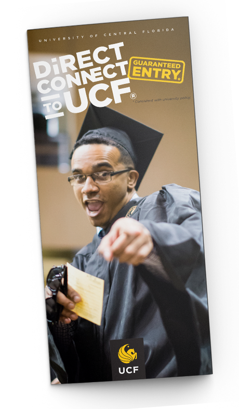 DirectConnect to UCF Brochure logo