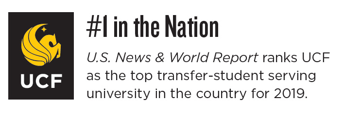 number 1 in the nation according to U.S. News and World Report 2019